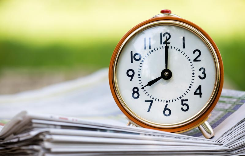 6 Quick Time Management Tips for a Better Life