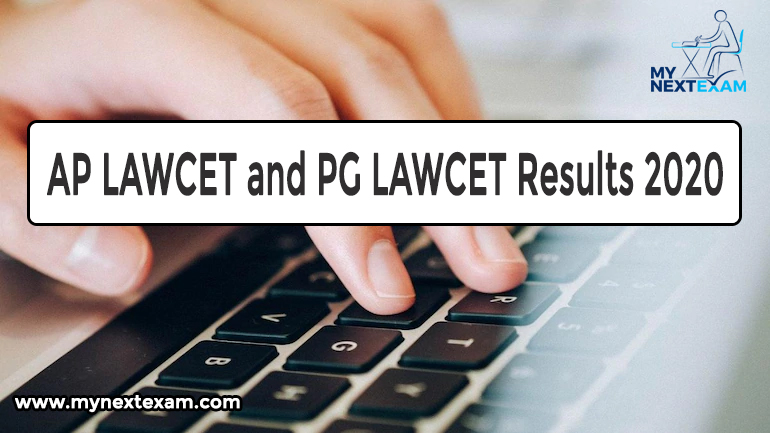 AP LAWCET and PG LAWCET Results 2020