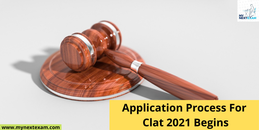 Application Process For CLAT 2021 Begins