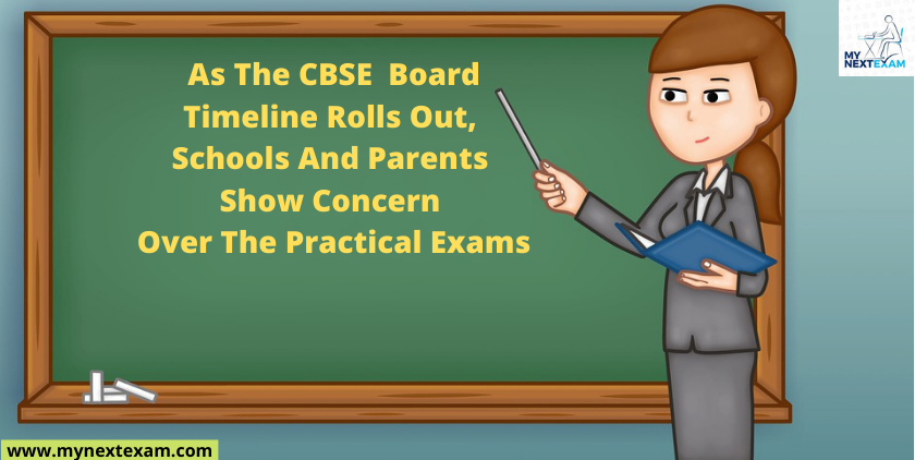 As The CBSE Board Timeline Rolls Out, Schools And Parents Show Concern Over The Practical Exams