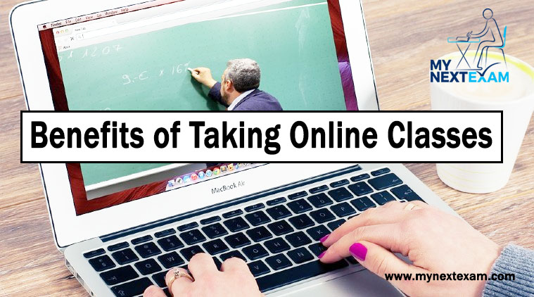 Benefits of Taking Online Classes