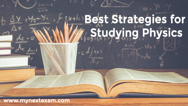 Best Strategies for Studying Physics