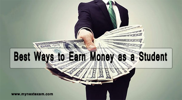 Best Ways to Earn Money as a Student