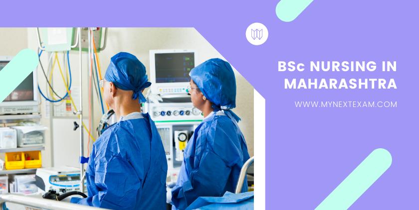 B.Sc Nursing In Maharashtra