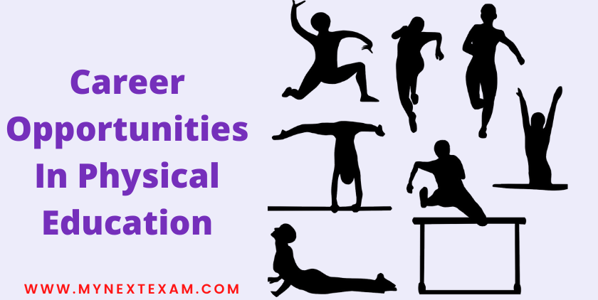 Career Opportunities In Physical Education