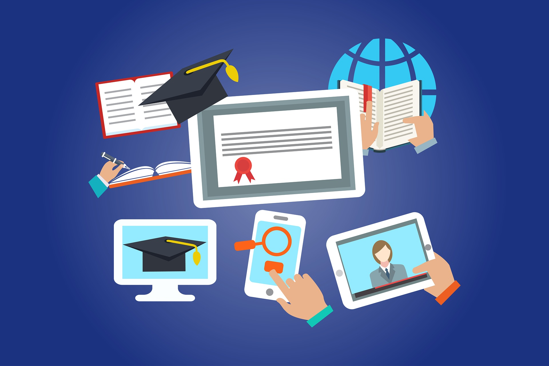 Career Opportunities To Start After Learning Through Distance Education