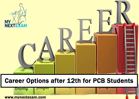Career Options after 12th for PCB Students