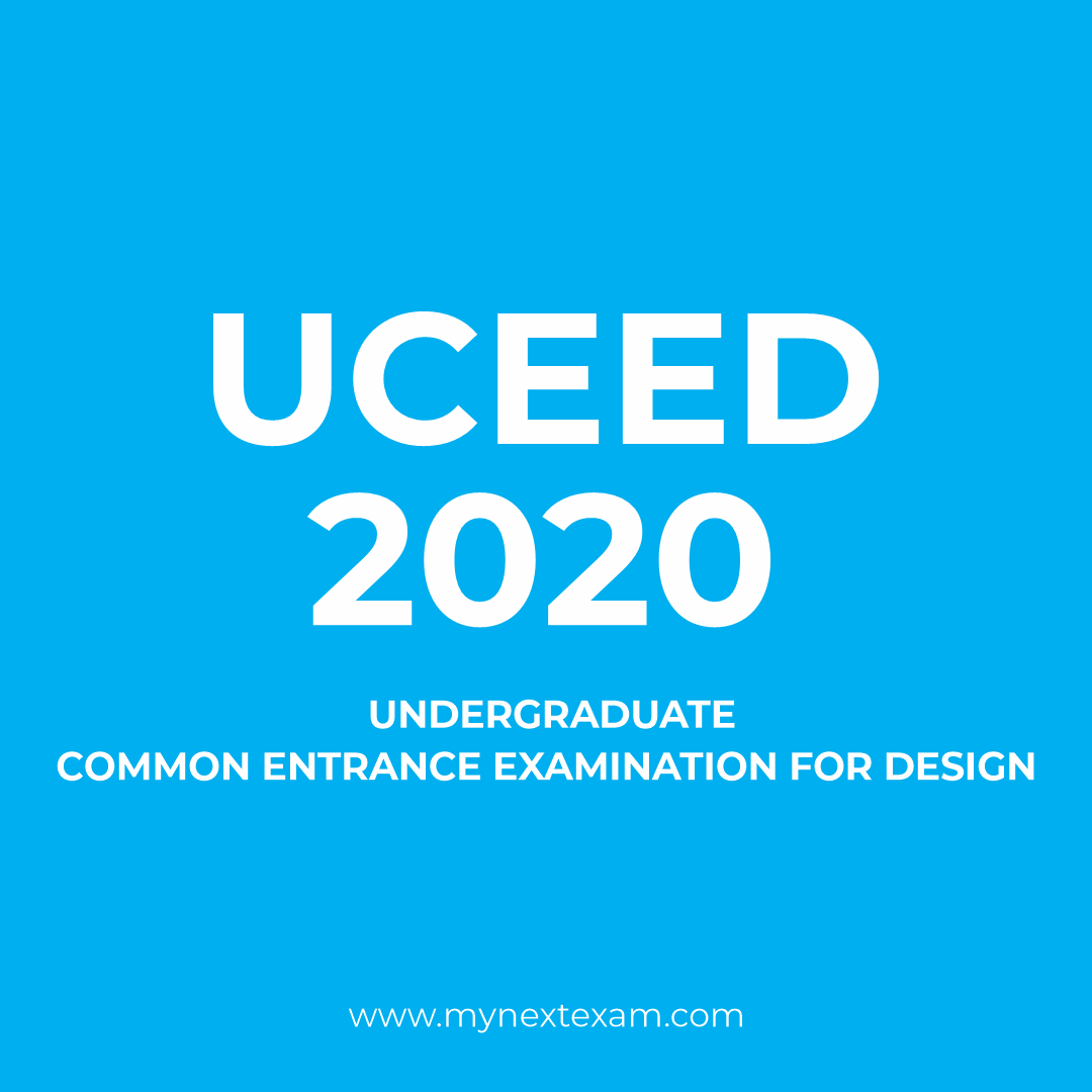 CEED 2020 And UCEED 2020 Schedule Announced