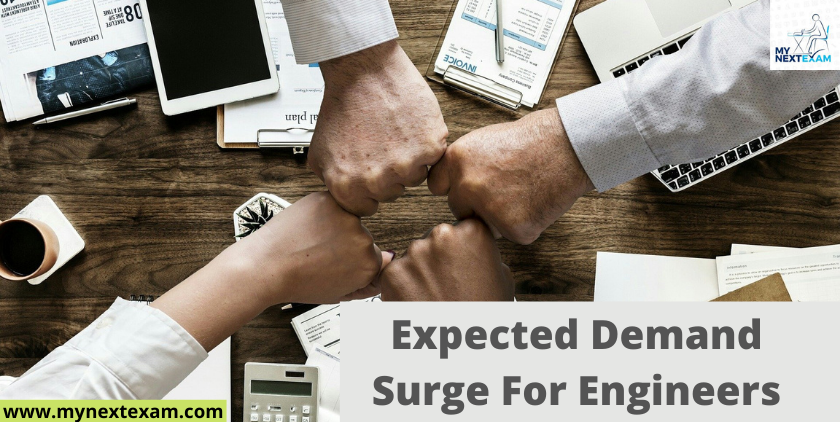 Expected Demand Surge For Engineers