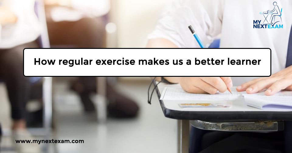 How regular exercise makes us a better learner