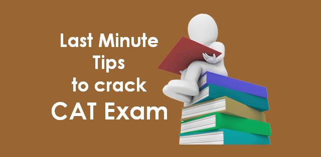 How to Prepare for CAT Exam, Tips and Material