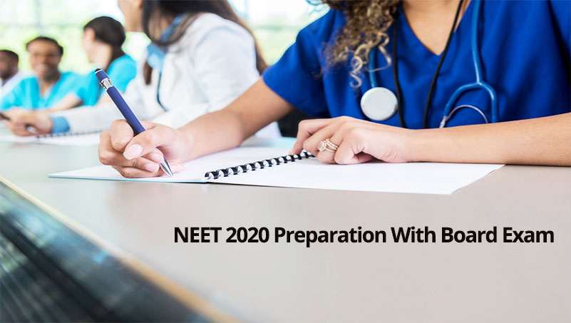 How to prepare for NEET along with board exams