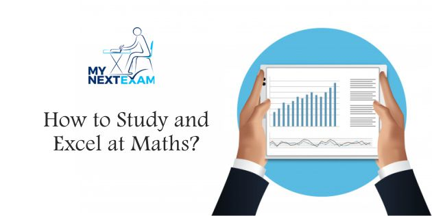 How to Study and Excel at Maths?