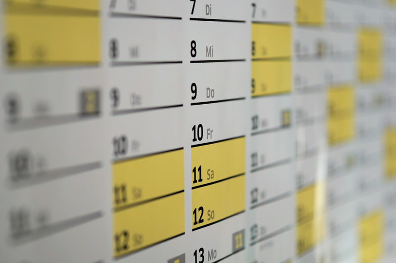 The Ideal Study Timetable for School Goers