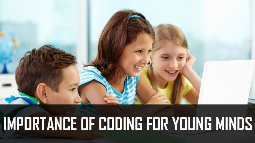 Importance of Coding for Young Minds
