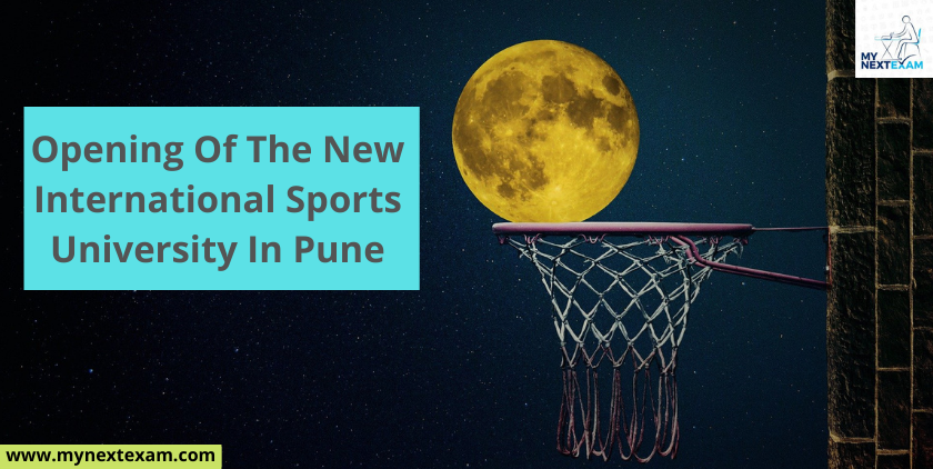 India Becoming 'Athletic' With The Opening Of The New International Sports University In Pune