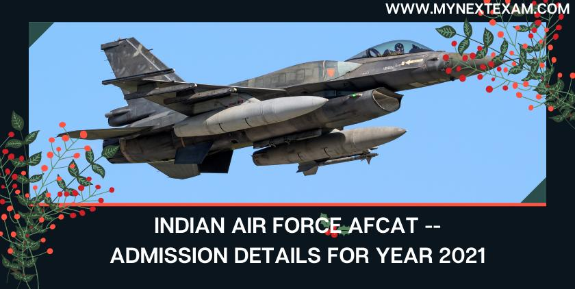 Indian Air Force AFCAT Notification 2021: Applications Process to Begin in December
