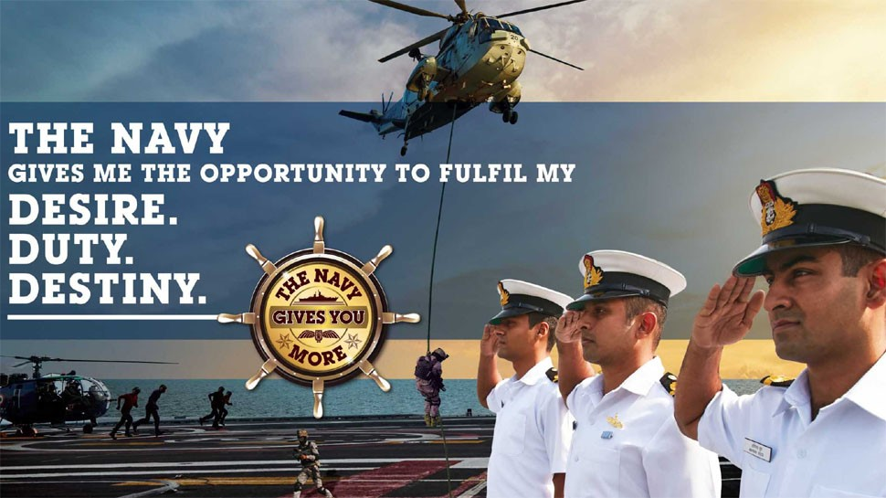 Indian Navy Entrance Test (INET) – Engineers Can Join Navy as Officers