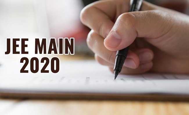 JEE Main Exam Pattern for 2020
