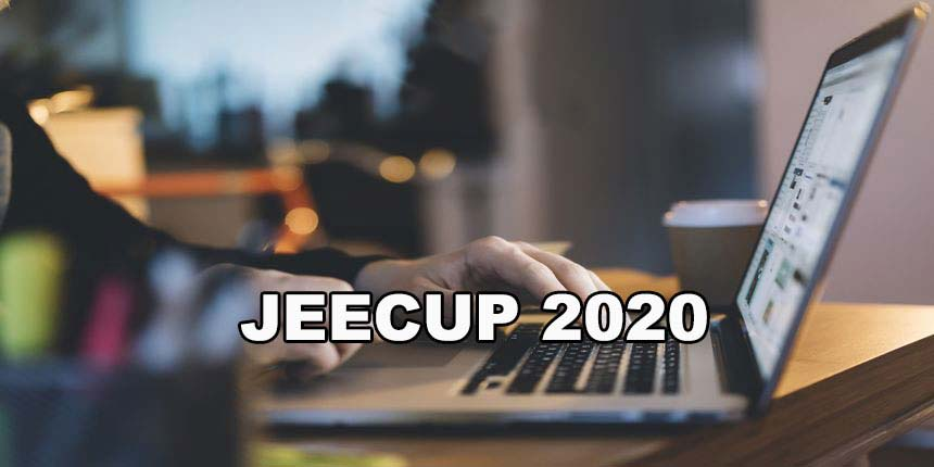 JEECUP 2020 Registration Process Starts from 1st January 2020
