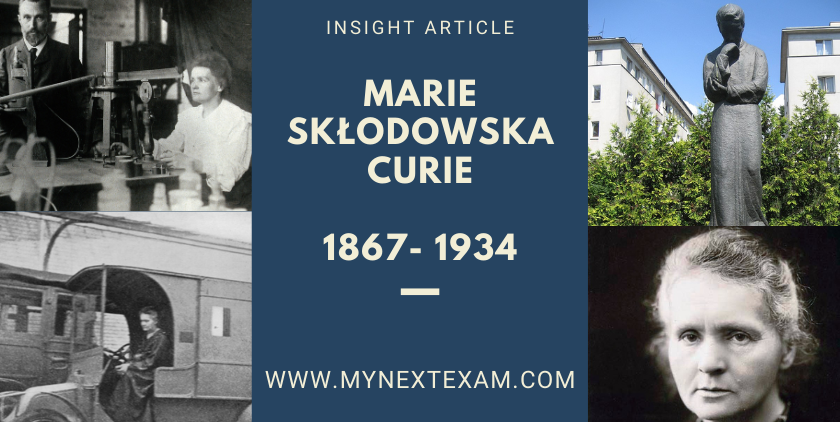 Marie Curie: What a Scientist