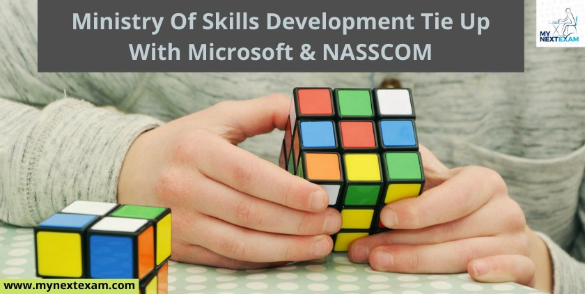 Ministry of skills development to tie up with Microsoft and NASSCOM to introduce digital marketing in ITIs