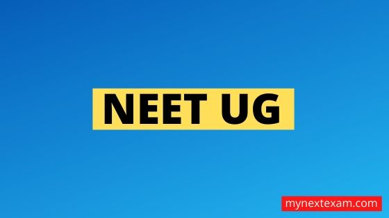 NEET - UG to be implemented for B.Sc Nursing