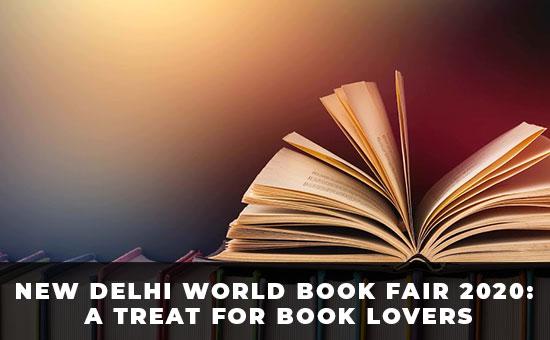New Delhi World Book Fair 2020: A treat for Book Lovers