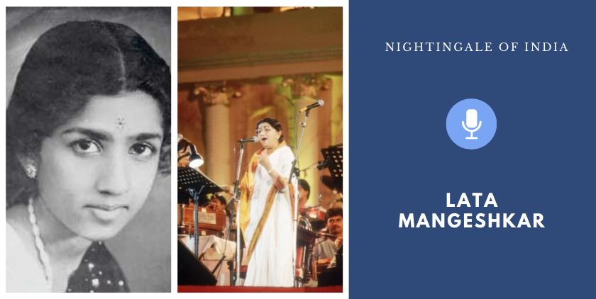 Nightingale of India:  Lata Mangeshkar