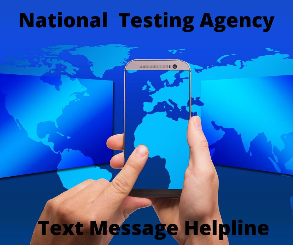 NTA Text Message Helpline