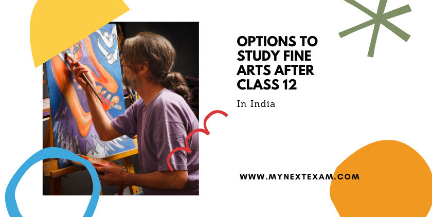 Options To Study Fine Arts After 12th
