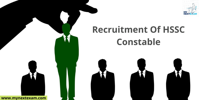 Recruitment Of HSSC Constable : Check All The Details About Vacancies And Who Can Apply