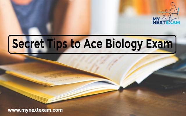 Secret Tips to Ace Biology Exam