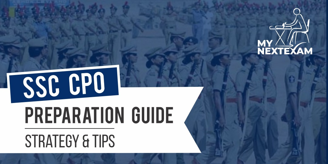 SSC CPO Preparation Guide-Strategy & Tips
