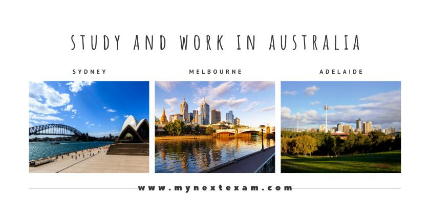 Study or Work In Australia -- A Better Choice