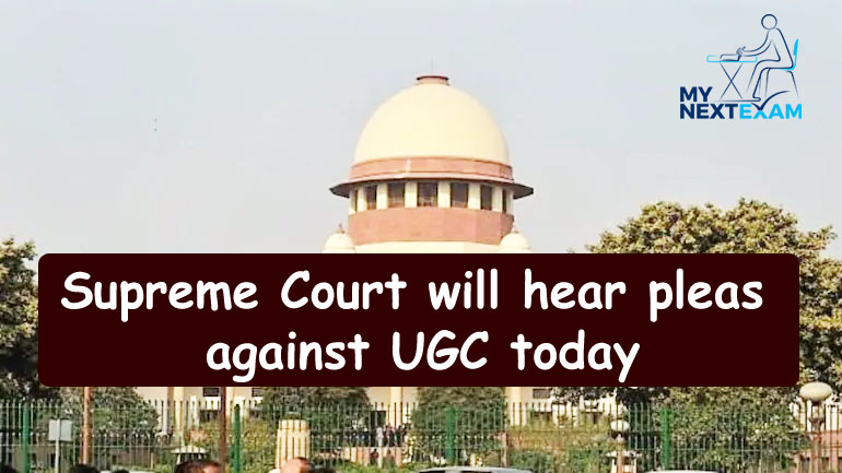 Supreme Court will hear pleas against UGC today