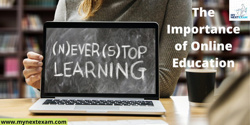 The Importance Of Online Education Is Large And Should Be Continued Even After The Pandemic