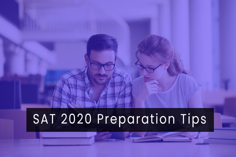 Tips and Strategies to prepare for the SAT 2020 Exam