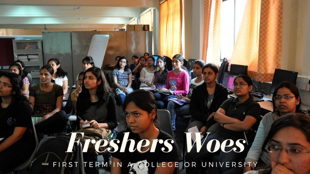 Tips for Freshers at Colleges and Universities in India