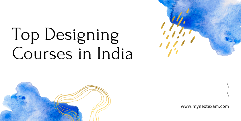 Top Designing Courses In India