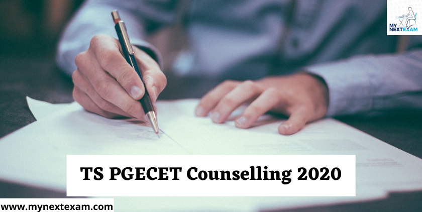 TS PGECET Counselling 2020 Registration Ongoing