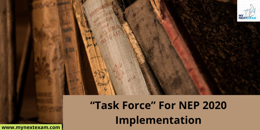 """Union Minister's Urge On Establishing A """"Task Force"""" For NEP 2020 Implementation"""