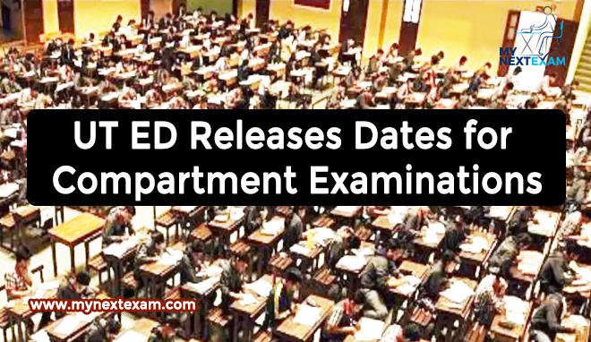UT ED Releases Dates for Compartment Examinations