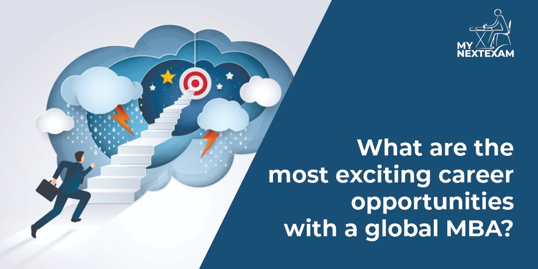 What are the most exciting career opportunities with a global MBA?