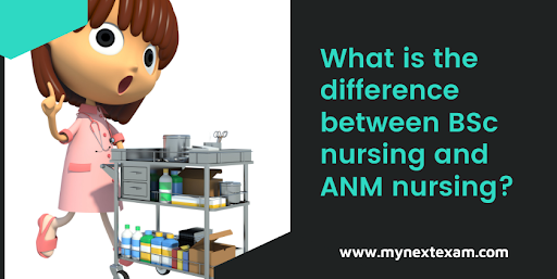 What Is The Difference Between BSc Nursing And ANM Nursing?