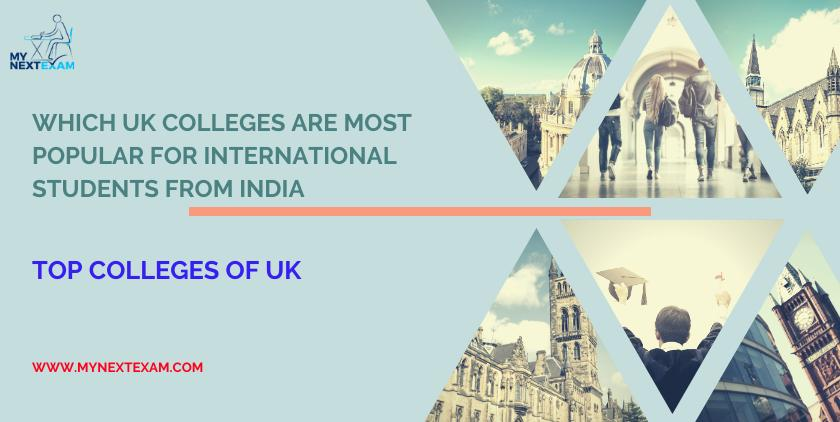 Which UK Colleges are Most Popular for International Students from India?