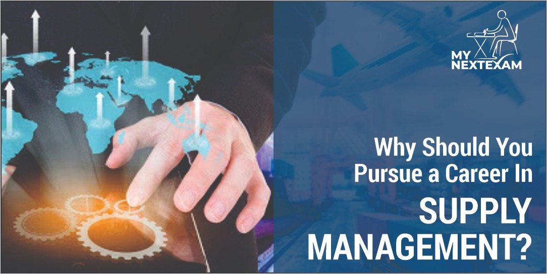 Why should you pursue a career in supply management?